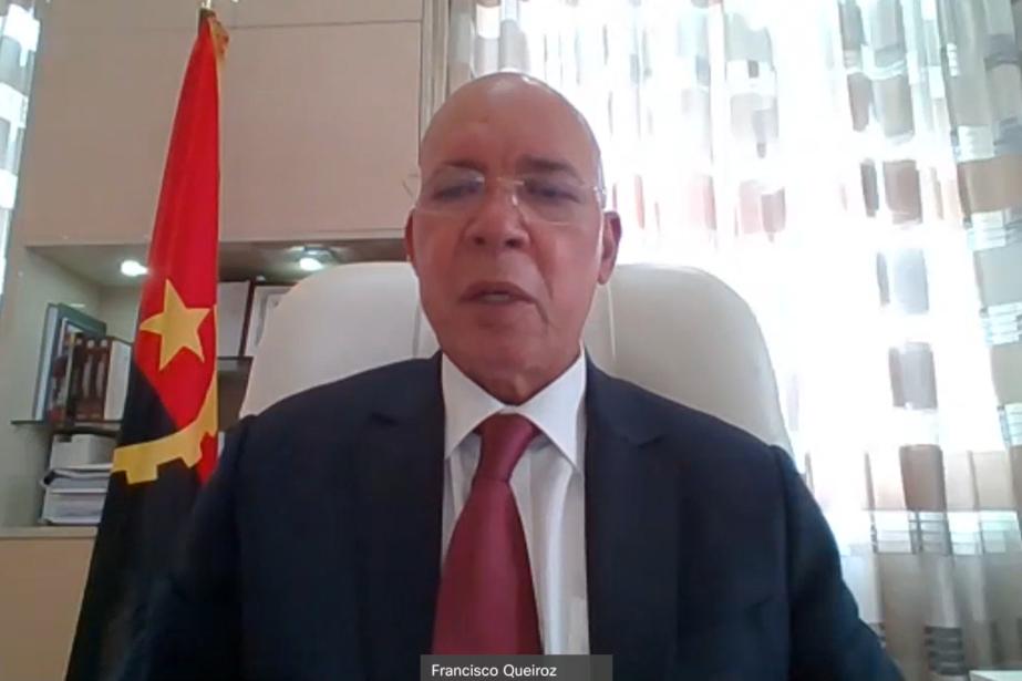 Ministro da Justiça angolano destaca esforço no combate à corrupção